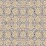Uitstekend patroon in sepia kleur Stock Afbeeldingen