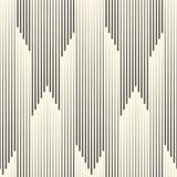 Naadloos Verticaal Streeppatroon Vector Zwart-witte Lijnbedelaars royalty-vrije illustratie