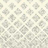 Naadloos Vierkant patroon Abstracte Zwart-witte Geometrische Orna stock illustratie