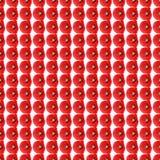 Naadloze abstracte achtergrondpatroon kleine papavers Royalty-vrije Stock Afbeeldingen