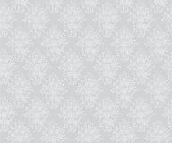 Naadloze abstracte bloemenachtergrond Stock Afbeeldingen