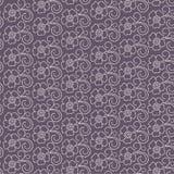 Naadloze abstracte bloemenachtergrond Stock Foto