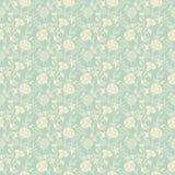 Naadloze abstracte bloemenpatroonachtergrond Stock Afbeelding