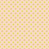 Naadloze abstracte pastelkleur blauwe geometrische vormen op een roze achtergrond voor stof, behang, tafelkleden, drukken en ontw stock illustratie