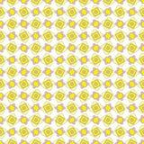 Naadloze abstracte pastelkleur blauwe geometrische vormen op een witte achtergrond voor stoffen, behang, tafelkleden, drukken en  vector illustratie