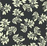 Naadloze achtergrond met bloemen vector illustratie