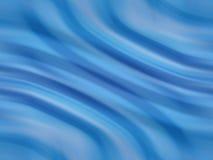 Naadloze achtergrond met golvenpatroon Stock Afbeelding