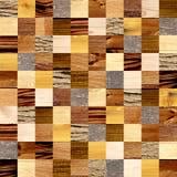 Naadloze achtergrond met houten patronen Royalty-vrije Stock Afbeelding
