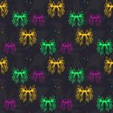 Naadloze achtergrond van abstracte patronen Royalty-vrije Stock Afbeeldingen