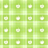 Naadloze appel Stock Afbeeldingen