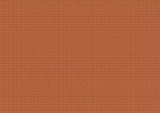 Naadloze baksteenachtergrond Stock Illustratie