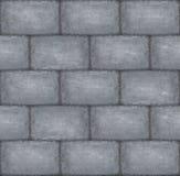 Naadloze baksteentextuur van betontegels royalty-vrije stock foto's