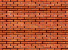 Naadloze bakstenen muur Stock Foto