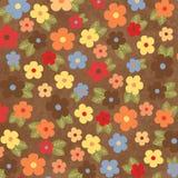 Naadloze bloem Stock Foto