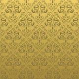 Naadloze bloemenachtergrond Royalty-vrije Stock Fotografie