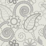 Naadloze bloemenpatroonachtergrond vector illustratie