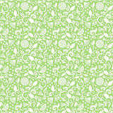 Naadloze bloemenpatroonachtergrond Stock Fotografie