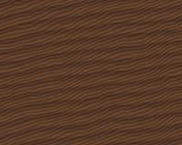 Naadloze bruine houten textuur Stock Afbeelding