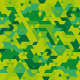 Naadloze camouflagetextuur Stock Fotografie