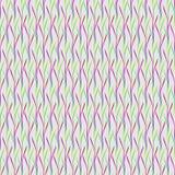 Naadloze colorfull verlaat patroon Bloemen 14 royalty-vrije illustratie