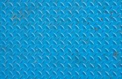 Naadloze de plaattextuur van de staaldiamant Stock Afbeelding