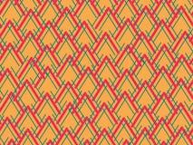 Naadloze decoratieve textuur Royalty-vrije Stock Afbeelding