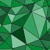 Naadloze driehoek Royalty-vrije Stock Afbeelding