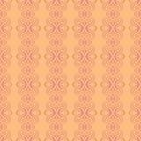 Naadloze etnische achtergrond in roze Vectorillustratietextuur Stock Afbeeldingen