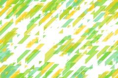 Naadloze feestelijke kalkdriehoeken, diagonale lijnen en diagonale blokken die behang plateren Royalty-vrije Stock Foto's