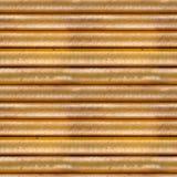Naadloze fototextuur van gele spaghetti Royalty-vrije Stock Fotografie