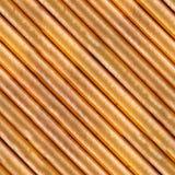 Naadloze fototextuur van gele spaghetti Stock Afbeeldingen