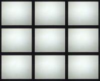 Naadloze fototextuur van plafondlamp Royalty-vrije Stock Foto