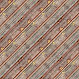 Naadloze fototextuur van warm timmerhout dack Stock Foto