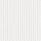 Naadloze gebreide achtergrond vector illustratie