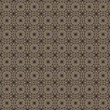 Naadloze geometrische druk Stock Afbeelding
