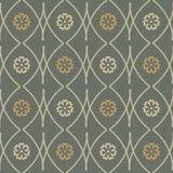 Naadloze geometrische patroon retro illustratie Royalty-vrije Stock Fotografie