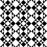 Naadloze geometrische patroonachtergrond Stock Afbeeldingen