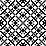 Naadloze geometrische patroonachtergrond Royalty-vrije Stock Fotografie