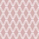 Naadloze Geometrische Vector Purpere en Witte Achtergrond vector illustratie