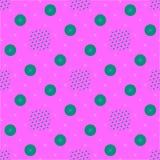 Naadloze gevormde textuur vector illustratie