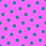 Naadloze gevormde textuur royalty-vrije illustratie