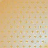 Naadloze gouden textuur Royalty-vrije Stock Foto