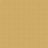 Naadloze gouden verwevende achtergrond royalty-vrije illustratie