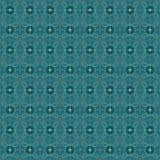 Naadloze groene patroonachtergrond Stock Fotografie