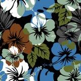 Naadloze het behang van de bloem Royalty-vrije Stock Fotografie