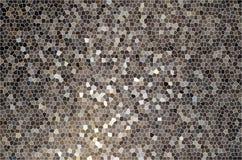 Naadloze het patroon abstracte achtergrond van het ritselennetwerk (Hoge Resolutie) Royalty-vrije Stock Afbeeldingen