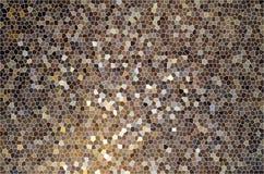 Naadloze het patroon abstracte achtergrond van het ritselennetwerk (Hoge Resolutie) stock afbeelding