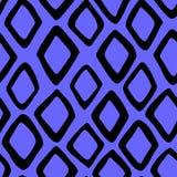 Naadloze het patroonillustratie van de slanghuid vector illustratie