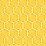 Naadloze honing Stock Fotografie