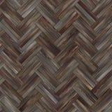 Naadloze houten de visgraat klem-kunst van de parkettextuur Stock Afbeeldingen